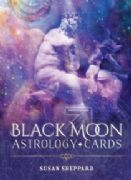 Black Moon Astrology Cards - Susan Sheppard